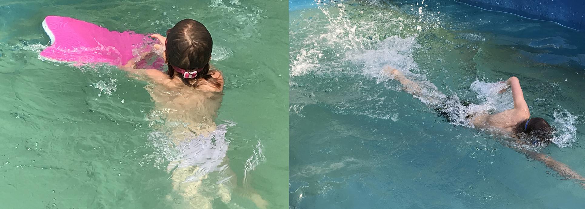 lekcje pływania dla dzieci Włochy i Ochota