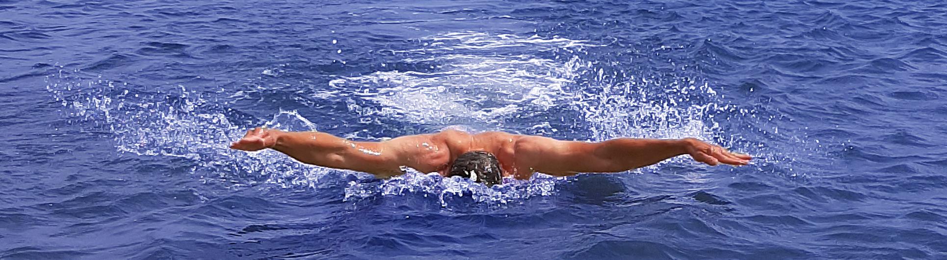 nauka pływania Włochy i Ochota